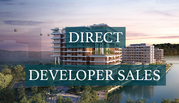 The Reef at King's Dock Direct Developer Sales